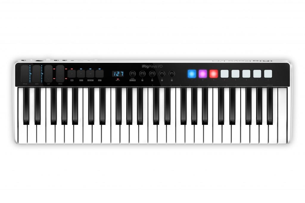 iRig Keys I/O 49 iRig IK 49鍵盤 Multimedia 新品 49鍵盤 Multimedia MIDIキーボード[IKマルチメディア][アイリグ][iPhone/iPod Touch/iPad用][MIDI Keyboard], スタンプラボ:f1445e6a --- officewill.xsrv.jp