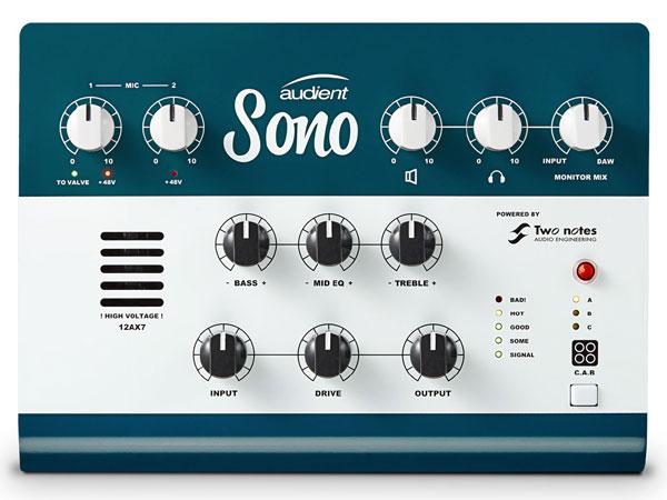 割引発見 Audient Sono 新品 オーディオインターフェイス[オーディエント][ソノ][Audio Interface][Electric Guitar,Bass,エレクトリックギター,ベース], 九戸村 ac43069a