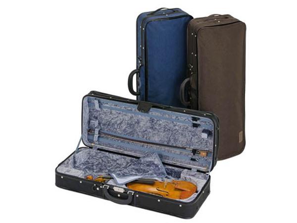 東洋楽器 エスプリ オブロングダブル 新品 バイオリン用ダブルケース[Violin][Double,Dual,デュアル][Hard Case]