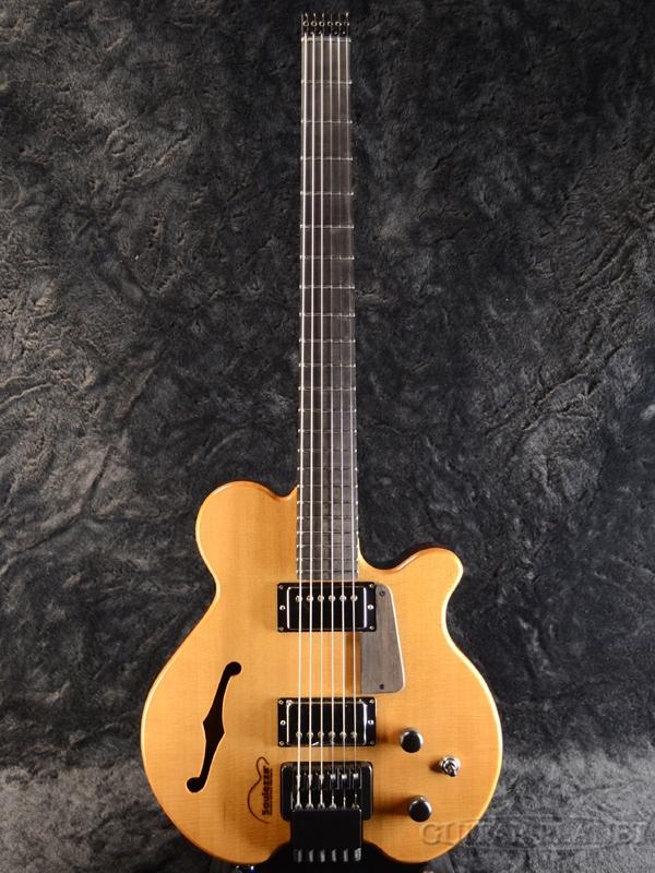 日本最大の 【当店カスタムオーダー品】Soulezza Guitars Standard Jazz Model 6st w w 6st Standard Pickguard ''Natural Gloss'' 新品[ソウレッツァ][Headless,ヘッドレス][ナチュラルグロス][Electric Guitar,エレキギター], インターショップ:7e89af01 --- totem-info.com