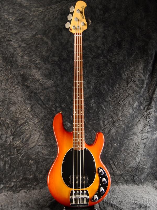 【中古】MUSIC MAN StingRay4 -Sunburst/Honey Burst- 1995年製[MusicMan,ミュージックマン][スティングレイ][サンバースト,ハニーバースト][Electric Bass,エレキベース]【used_ベース】
