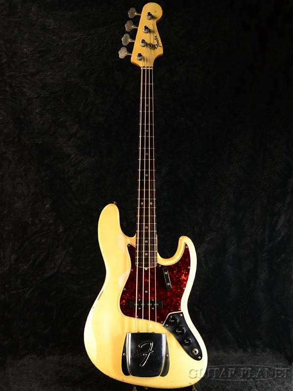 【中古】Fender USA USA Bass Jazz Bass -Olympic White- 1965年製 1965年製 [フェンダー][ジャズベース][オリンピックホワイト,白][Electric Bass,エレキベース]【used_ベース】, 通販のe-問屋:bbd66dd5 --- sunward.msk.ru