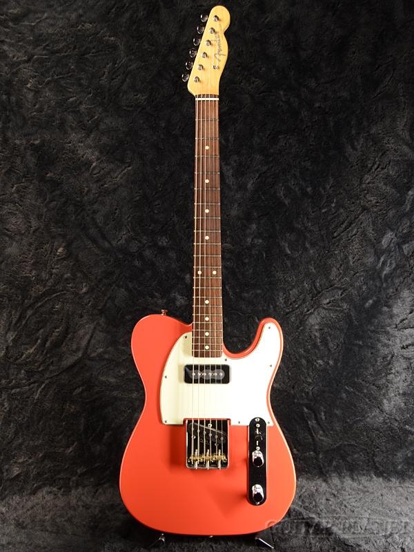 【超お買い得!】 Fender FSR Made in Japan Hybrid 60s Telecaster P-90 -Fiesta Red- 新品 《レビューを書いて特典プレゼント!!》[フェンダージャパン][ハイブリッド][レッド,赤][テレキャスター][Electric Guitar,エレキギター], 天然石 Pure Pure ピュアピュア 64bf5ef6