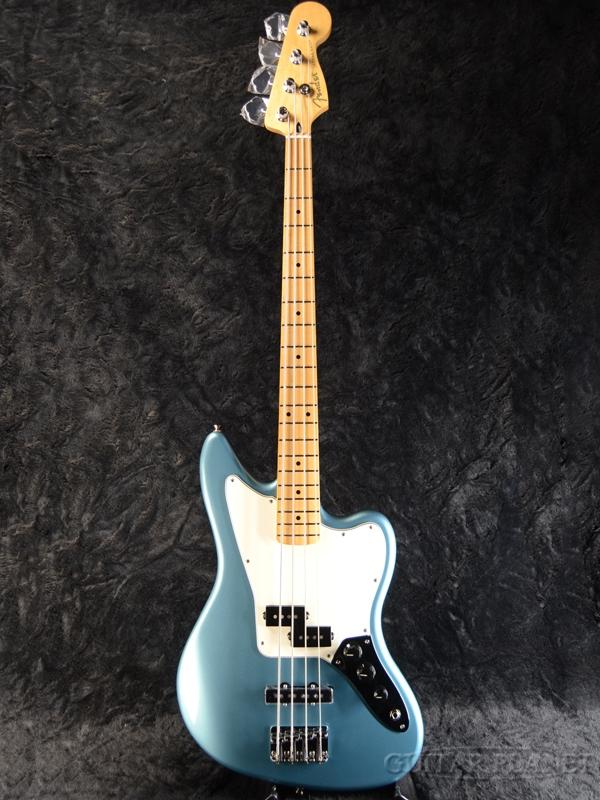 Fender Player Jaguar Bass -Tidepool / Maple- 新品 [フェンダーメキシコ][プレイヤー][ジャガーベース][タイドプール,青][エレキベース,Electric Bass]