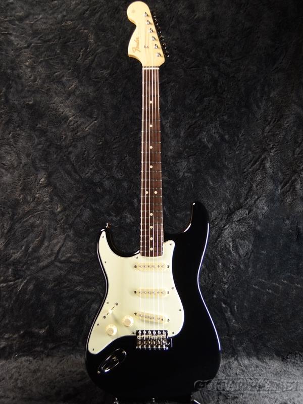 お見舞い Fender Fender Stratocaster -Black- Stratocaster Seattle -Black- 新品[Japan,フェンダージャパン][シアトル][ギターマガジン][ブラック,黒][ストラトキャスター][Electric Guitar,エレキギター], 福和工芸:fa2e8d87 --- mail.analogbeats.com