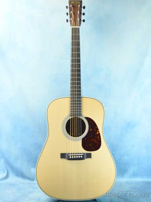 Martin ~Custom Shop~ CTM HD-28 Short Scale ~Premium Grade Top~ 新品[マーチン,カスタムショップ][ショートスケール,プレミアムグレード][Natural,ナチュラル][Acoustic Guitar,アコースティックギター,Folk Guitar,フォークギター]