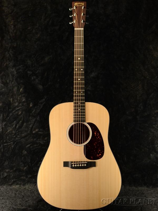 Martin D-10E-02 w/Fishman MX-T 新品[マーチン][Natural,ナチュラル][Electric Acoustic Guitar,エレアコ,アコースティックギター,アコギ]