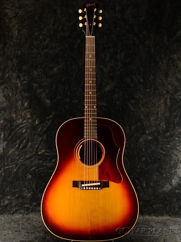 【中古】Gibson J-45 Brown Sunburst 1969年製[ギブソン][スタンダード][ブラウンサンバースト][Acoustic Guitar,アコースティックギター,アコギ,Folk Guitar,フォークギター][J45]【used_アコースティックギター】