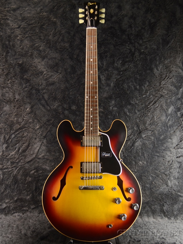 Gibson Custom Shop 1961 ES-335 VOS -Historic Burst- #190067 新品[ギブソン][カスタムショップ][Sunburst,サンバースト][セミアコ][Electric Guitar,エレキギター][ES335]