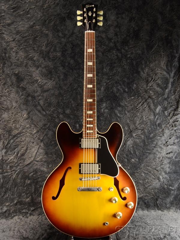【中古】Gibson Memphis 1963 ES-335TD VOS -Historic Burst- 2016年製[ギブソン][メンフィス][サンバースト][セミアコ][エレキギター,Electric Guitar][ES335]【used_エレキギター】