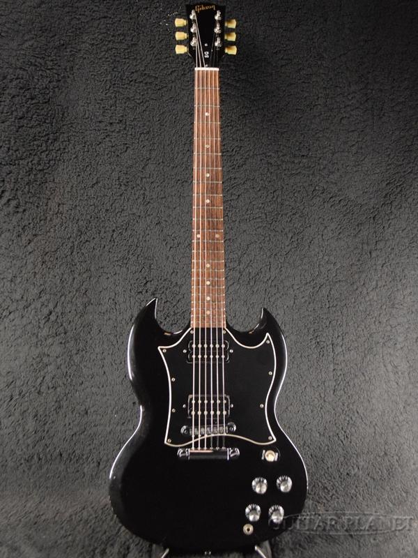 【中古】Gibson SG Special -Ebony- 2010年製[ギブソン][スペシャル][エボニー,Black,ブラック,黒][Electric Guitar,エレキギター]【used_エレキギター】