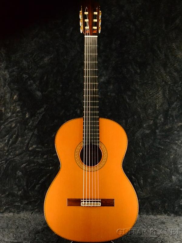 【中古】ASTURIAS Custom C ホセ・ラミレス 1998年製[Natural,ナチュラル][Classical Guitar,クラシックギター]【used_アコースティックギター】