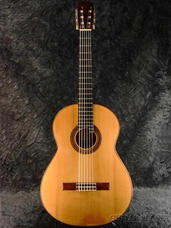 【中古】Christopher Dean 650mm 1986年製[クリストファー・ディーン][Natural,ナチュラル][Classical Guitar,クラシックギター]【used_アコースティックギター】