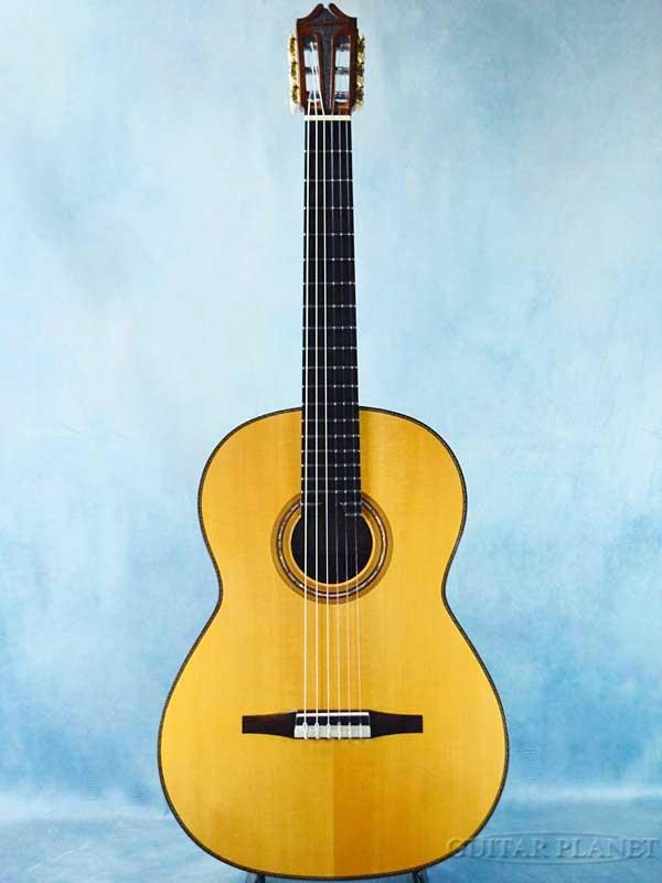 【中古】Kurosawa Sumio 黒澤澄雄 No.60 松/中南米ローズウッド 2007年製[Classical Guitar,クラシックギター]【used_アコースティックギター】