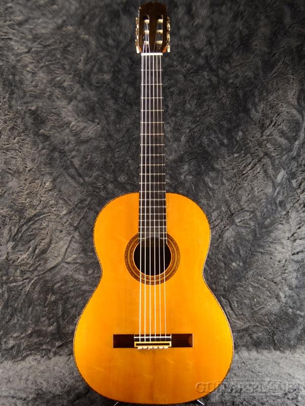 【中古】Santos Hernandez 1941年製[サントス・エルナンデス][Natural,ナチュラル][Classical Guitar,クラシックギター,フラメンコ]【used_アコースティックギター】