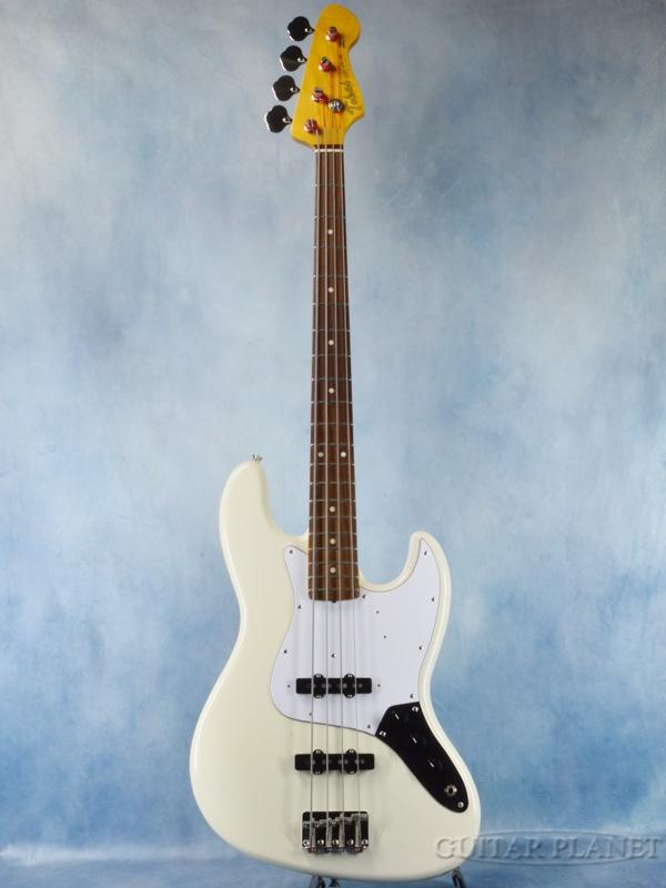 【御委託中古品】Tokai AJB-124[トーカイ][Jazz Bass,ジャズベース][White,ホワイト,白]【used_ベース】