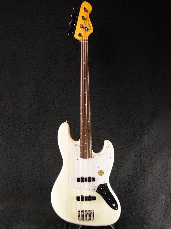 Tokai AJB136 -C/SW- 新品[トーカイ,東海楽器][White,ホワイト,白][Jazz Bass,JB,ジャズベースタイプ][Electric Bass,エレキベース]