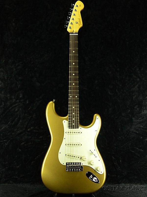 Tokai AST104 SGOR 新品[トーカイ,東海][国産][Gold,金,ゴールド][Stratocaster,ストラトキャスタータイプ][エレキギター,Electric Guitar][AST-104]