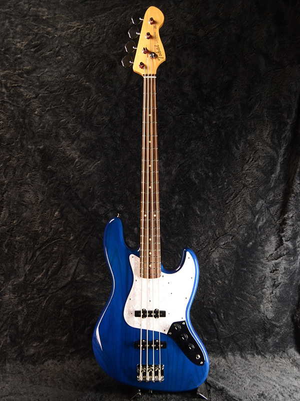 Tokai AJB105 -See-Through Blue- 新品[トーカイ,東海楽器][ブルー,青][Jazz Bass,ジャズベースタイプ][Electric Bass,エレキベース]