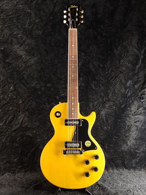 【オールラッカー】Tokai LSS-GP/SEB C/SYW-NF 新品[トーカイ,東海][国産][LP,Les Paul Special,レスポールスペシャルタイプ][シースルイエロー,黄][エレキギター,Electric Guitar][LSSGP]