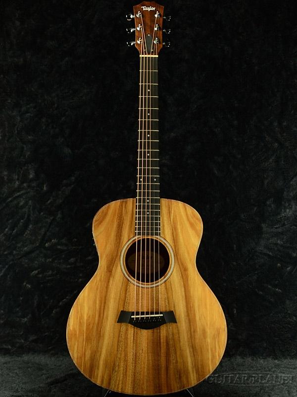 Taylor GS Mini-e Koa w/ES-B #2201280091 新品 ハワイアンコア[テイラー][アコースティックギター,アコギ,Acoustic Guitar,フォークギター,Folk Guitar]