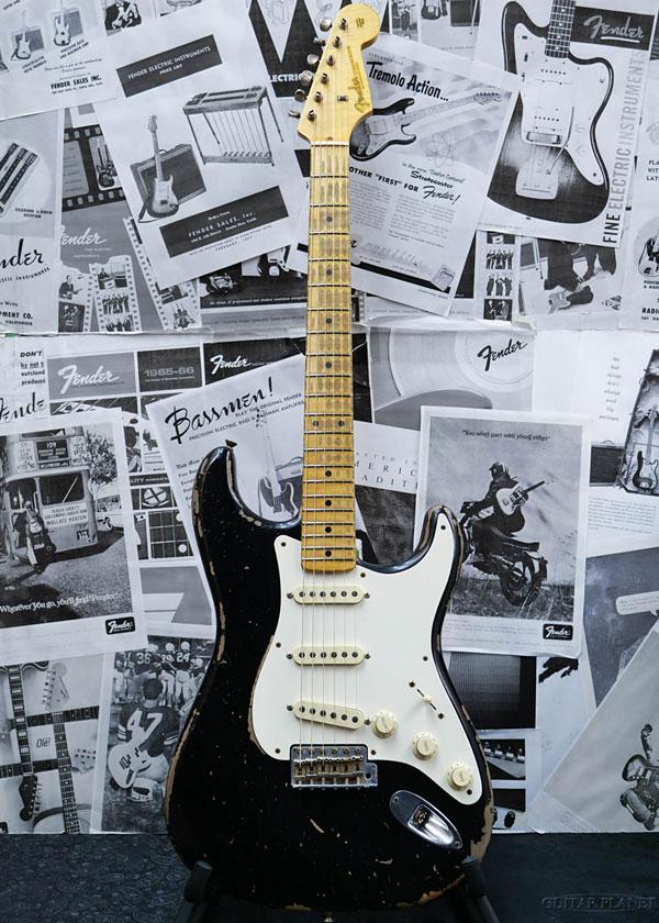 Fender Custom Shop MBS 1956 Stratocaster Heavy Relic -Black- by Todd Krause 新品[フェンダーカスタムショップ,CS][トッドクラウス][ブラック,黒][ストラトキャスター][Electric Guitar,エレキギター]