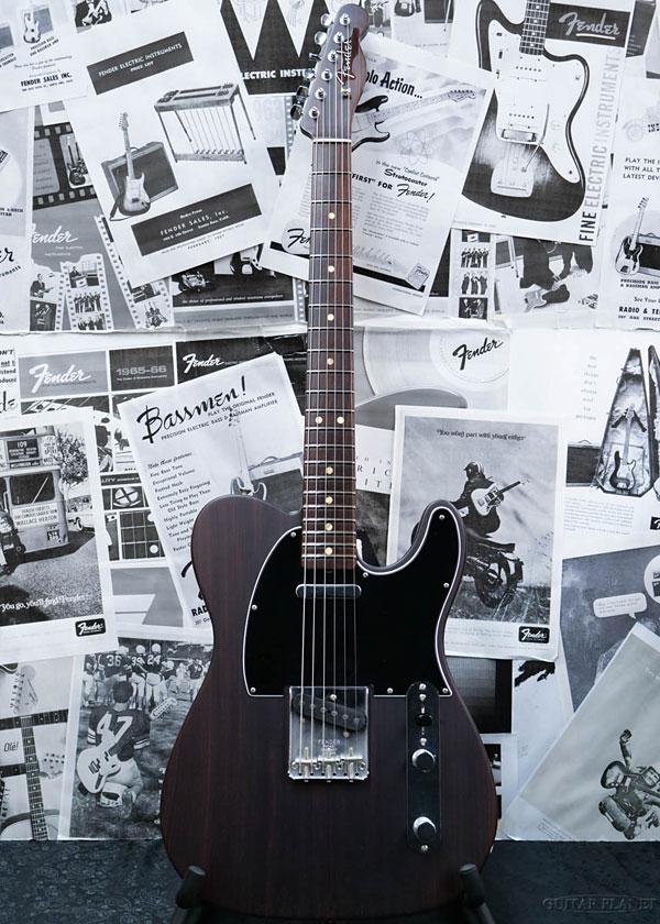 Fender Custom Shop ~Spec.Piece~ Custom Build 1960s Rosewood Telecaster Closet Classic -ALL ROSE- 新品[フェンダーカスタムショップ,CS][オールローズ][テレキャスター][Electric Guitar,エレキギター]