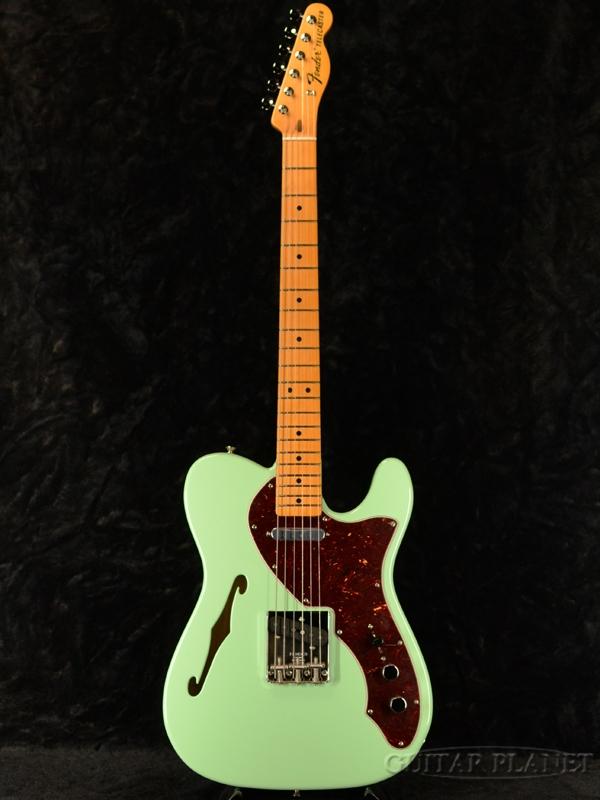 Fender USA American Original 60s Telecaster Thinline -Surf Green- 新品[フェンダー][アメリカンオリジナル][サーフグリーン,緑][テレキャスターシンライン][Electric Guitar,エレキギター]