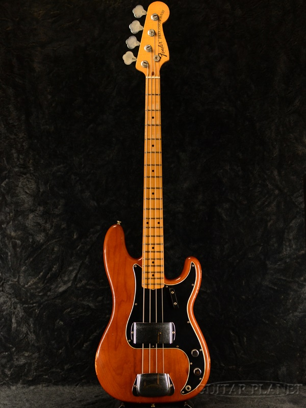 Fender Custom Shop MBS 1970s Precision Bass Relic -70s Mocha Brown- by Carlos Lopez 新品[フェンダーカスタムショップ,CS][カルロス・ロペス][モカブラウン][PB,プレシジョンベース,プレべ][Electric Bass,エレキベース]
