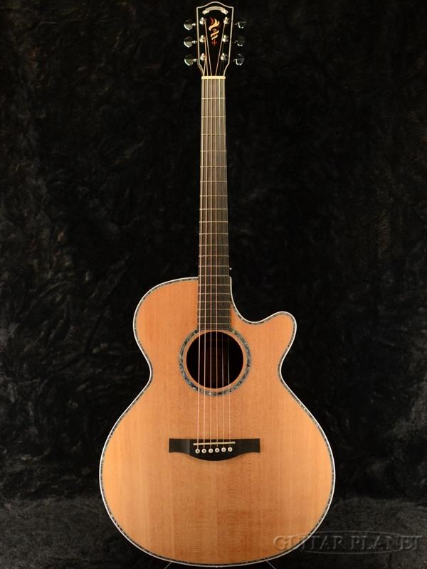 Headway Japan Tune-Up Series HSJ-5115SE/ZR 新品[ヘッドウェイ][ジャパンチューン][ナチュラル][ジリコテ][エレアコ][Acoustic Guitar,アコギ,アコースティックギター,Folk Guitar,フォークギター]