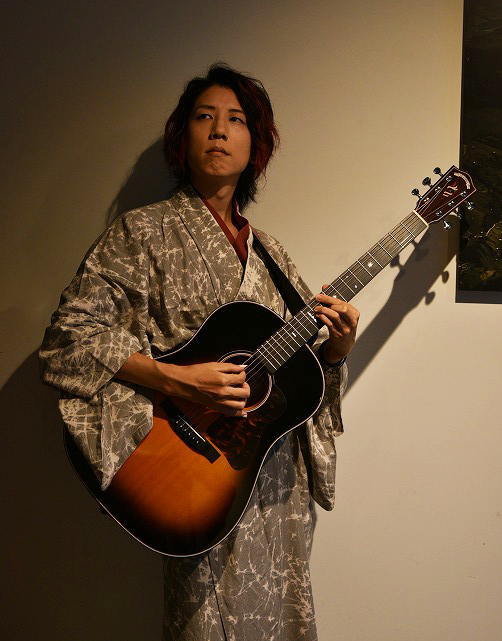 【おさむらいさん共同監修特別モデル】Headway Standard Series HJ-523 Osamuraisan Edition 新品[ヘッドウェイ][百瀬恭夫][国産][Sunburst,サンバースト][Acoustic Guitar,アコースティックギター,アコギ,]