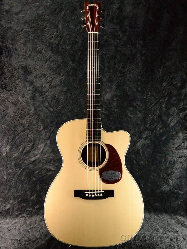 Headway Japan Tune-up Series HOC-V090SE/ME 新品[ヘッドウェイ][ジャパンチューン][Natural,ナチュラル][エレアコ][Acoustic Guitar,アコギ,アコースティックギター,Folk Guitar,フォークギター]