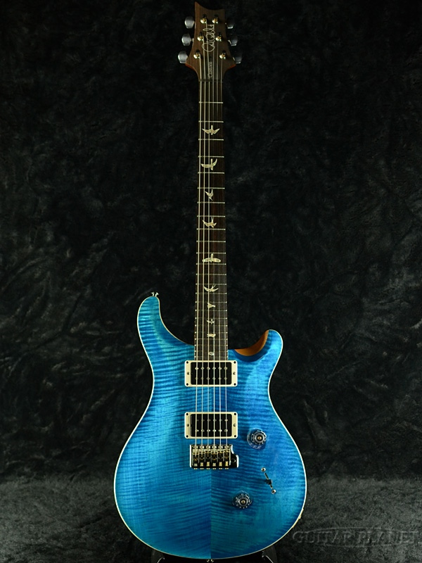 Paul Reed Smith Custom 24 2020 -Blue Matteo- 新品[ポールリードスミス][カスタム][ブルー,青][Electric Guitar,エレキギター]