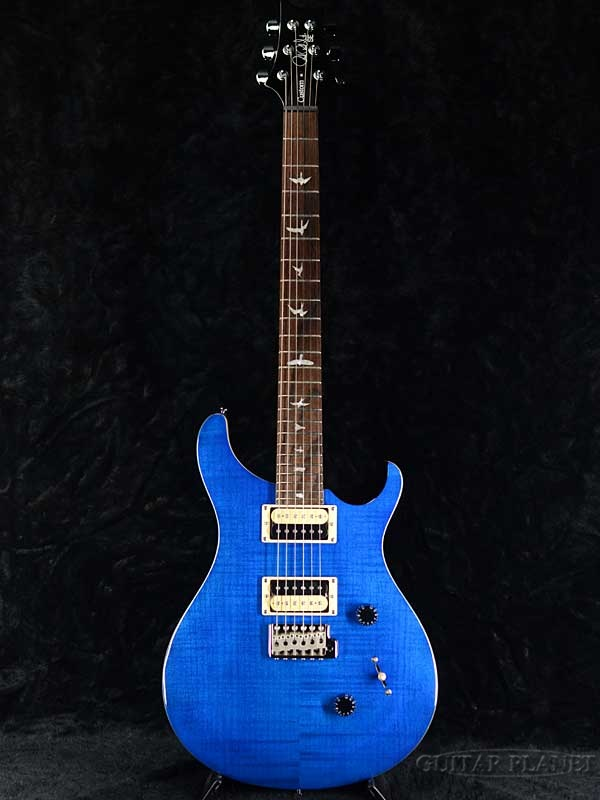 Paul Reed Smith SE Custom 24 -Blue Matteo- 新品[ポールリードスミス,PRS][ブルーマテオ,青][Electric Guitar,エレキギター]