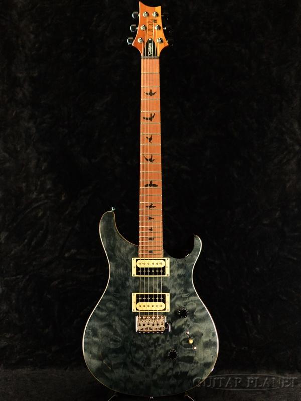 【限定品】Paul Reed Smith SE Custom 24 Roasted Maple LTD -Grey Black- 新品[ポールリードスミス,PRS][カスタム][Limited][グレーブラック,黒][Electric Guitar,エレキギター]