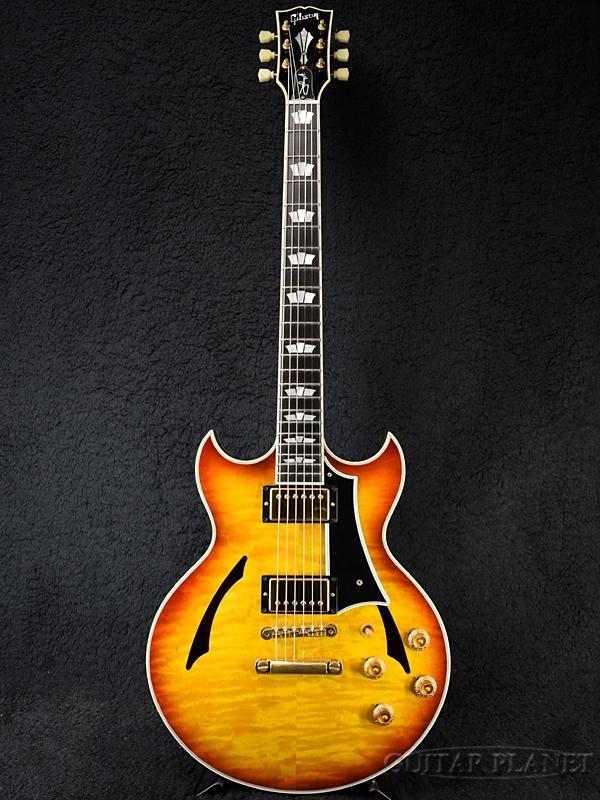 【中古】Gibson Custom Shop Johnny A Signature -Sunset Glow- 2007年製 [ギブソン][sunburst,サンバースト][Electric Guitar,エレキギター]【used_エレキギター】