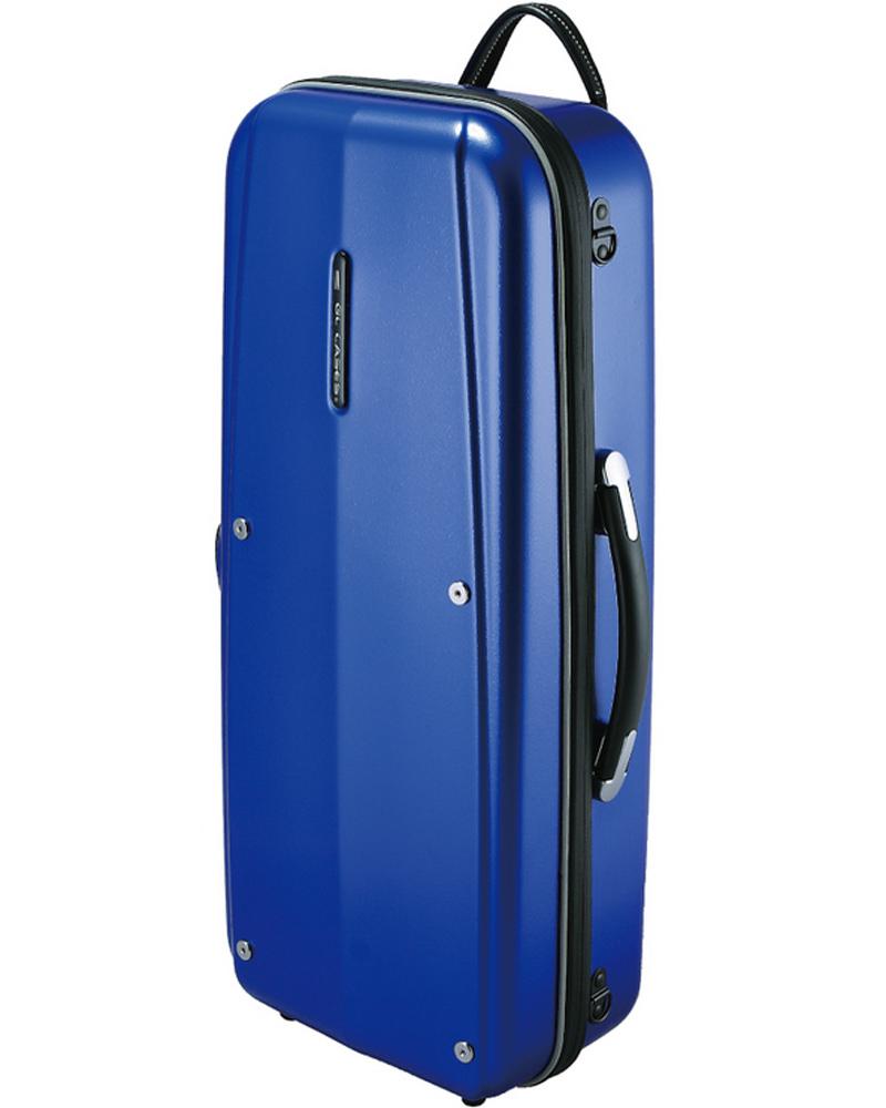 GL CASES GLK-A-E 新品 アルトサックス用ケース[Alto Sax][Case][管楽器][Blue,ブルー,青]