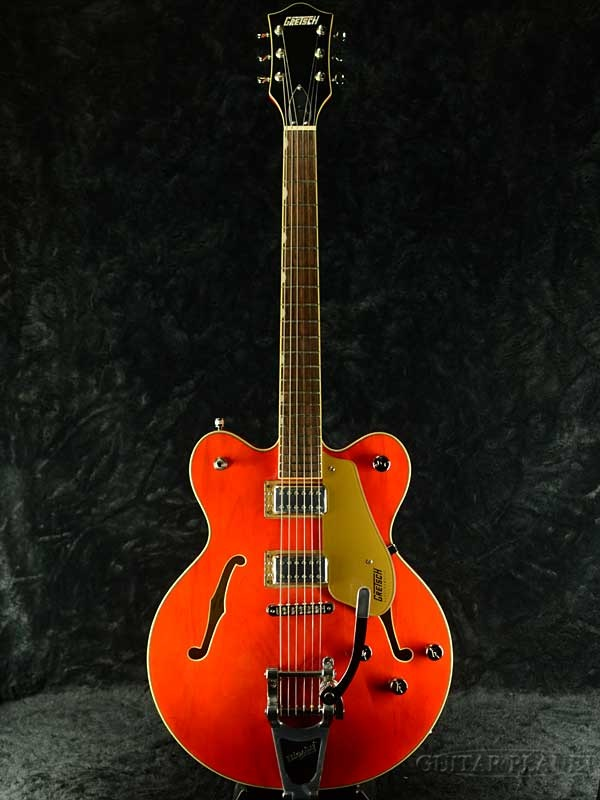 Gretsch G5622T Electromatic Center Block Double-Cut with Bigsby -Orange Stain- 新品[グレッチ][エレマチ][ビグスビー][オレンジ,橙][Electric Guitar,エレキギター]