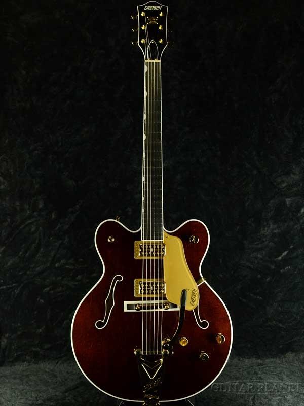Gretsch G6122T Players Edition Country Gentleman -Walnut Stain- 新品[グレッチ][プレイヤーズエディション][カントリージェントルマン][ウォルナット,茶][Electric Guitar,エレキギター]