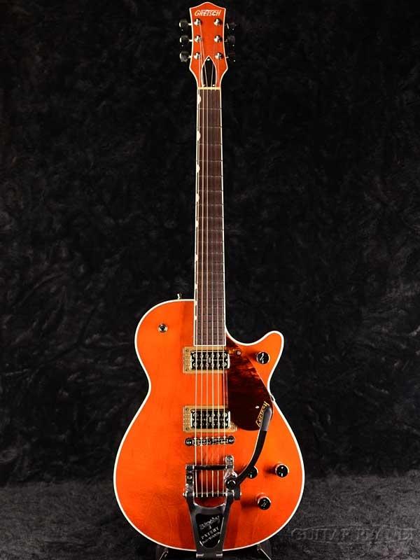 2020新作モデル Gretsch G6128T Players Edition Jet FT with Bigsby -Roundup Orange- 新品[グレッチ][オレンジ][Guitar,ギター], シマモトチョウ 43bd441d