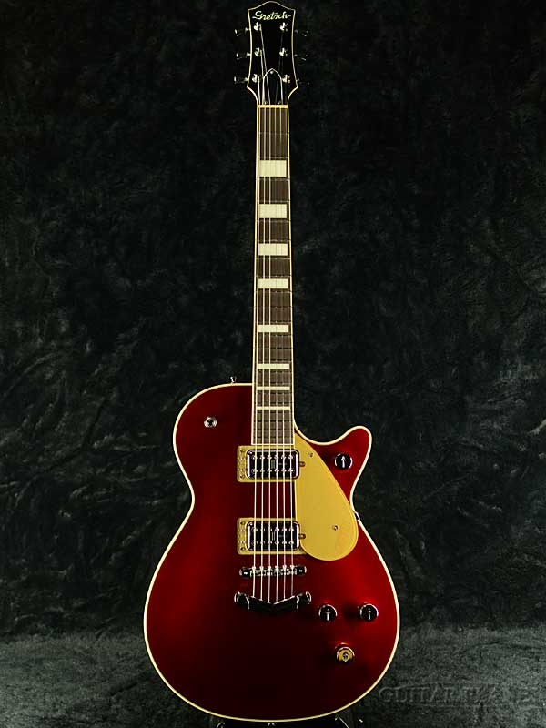 Gretsch G6228 Players Edition Jet BT with V-Stoptail -Candy Apple Red- 新品[グレッチ][プレイヤーズエディション][Vストップテイル][キャンディアップルレッド,赤][Electric Guitar,エレキギター]