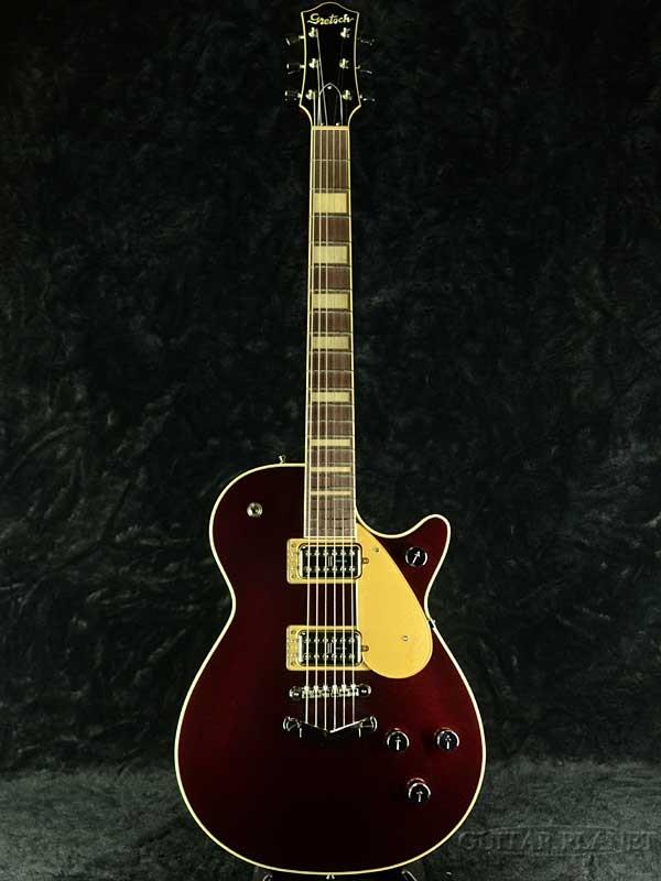 Gretsch G6228 Players Edition Jet BT with V-Stoptail -Dark Cherry Metallic- 新品[グレッチ][プレイヤーズエディション][Vストップテイル][ダークチェリー,メタリック,赤][Electric Guitar,エレキギター]
