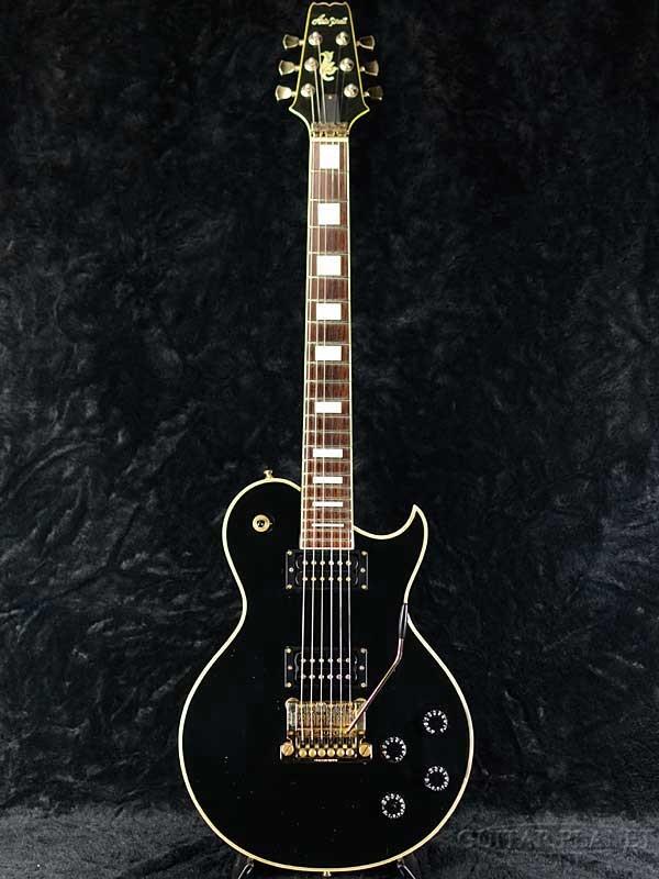 Aria Pro II PE-DX-KV-BLK 新品[アリアプロ2][国産][kaller,ケーラー][Black,ブラック,黒][Les Paul,レスポールタイプ][Electric Guitar,エレキギター]