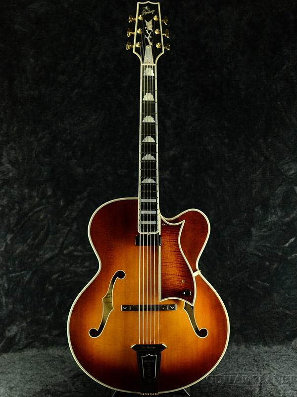 【中古】Heritage Golden Eagle -ASB- 1994年製[ヘリテージ][ゴールデンイーグル][サンバースト][フルアコ][Electric Guitar,エレキギター]【used_エレキギター】