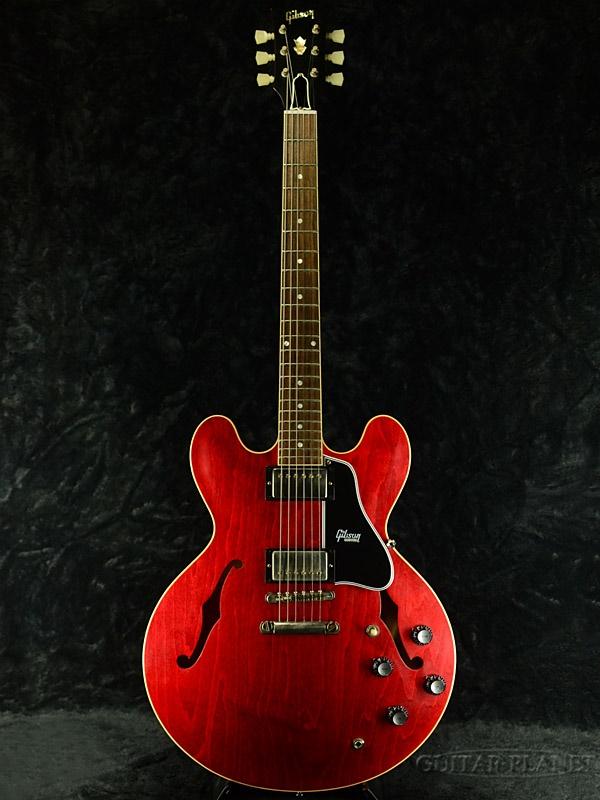【2020 NAMM Show Display #155】Gibson Custom Shop 1961 ES-335 Reissue VOS-Sixties Cherry- #190076 新品 [ギブソン][ES335][レッド,赤][セミアコ][Electric Guitar,エレキギター]