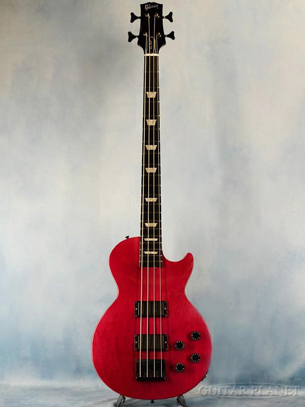 【中古】Gibson Les Paul Deluxe Bass -Red- 1997年製[ギブソン][レッド,赤][Electric Bass,エレキベース]【used_Electric Bass,中古ベース】