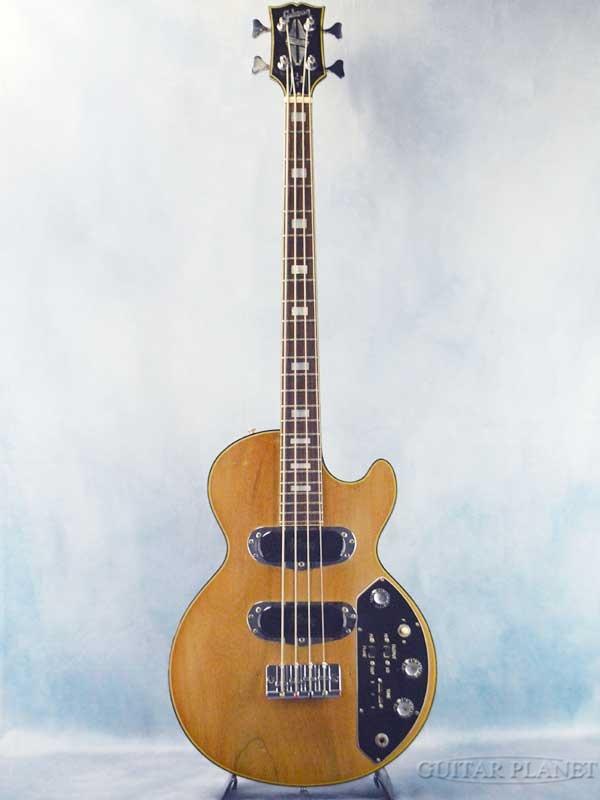 【中古】Gibson Les Paul Triumph Bass -Natural- 1970年代製[ギブソン][ナチュラル][レスポール][Electric Bass,エレキベース]【used_ベース】