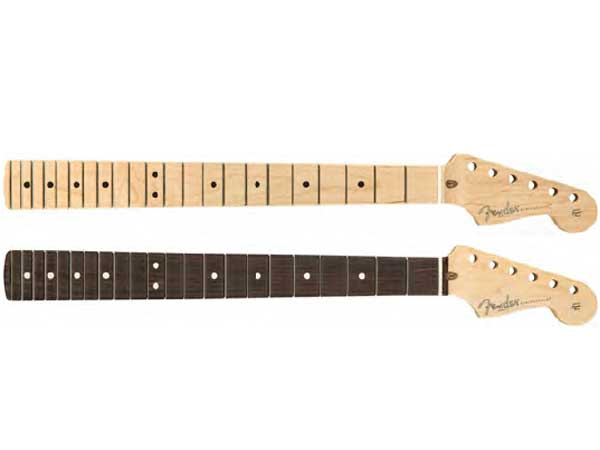 Fender American Professional Stratocaster Neck -Narrow Tall Frets / 9.5R- 新品[フェンダー][USA,アメリカ製][アメリカンプロフェッショナル][ネック][ストラトキャスター][Maple,Rosewood,メイプル,ローズウッド][ギターパーツ]