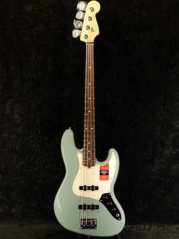 Fender USA American Professional Jazz Bass -Sonic Gray/Rosewood- 新品[フェンダー][アメリカンプロフェッショナル][ジャズベース][ソニックグレー][Electric Bass,エレキベース]