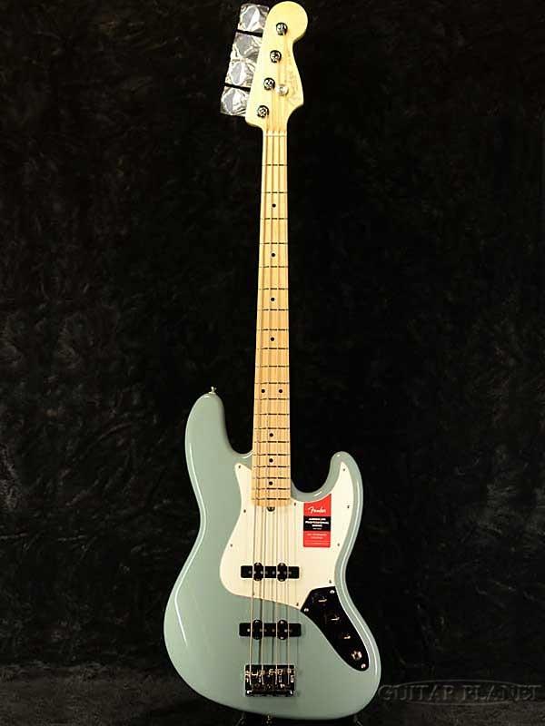 Fender USA American Professional Jazz Bass -Sonic Gray/Maple- 新品[フェンダー][アメリカンプロフェッショナル][ジャズベース][ソニックグレー][Electric Bass,エレキベース]